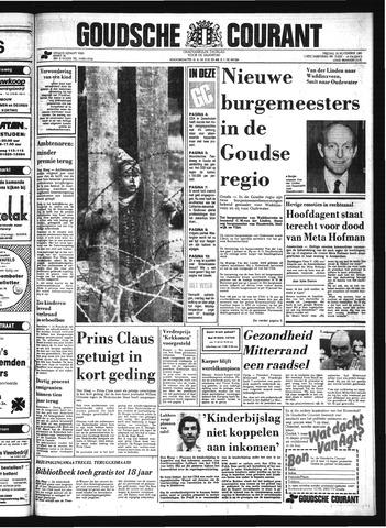 Goudsche Courant 1981-11-20