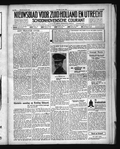 Schoonhovensche Courant 1936-07-17