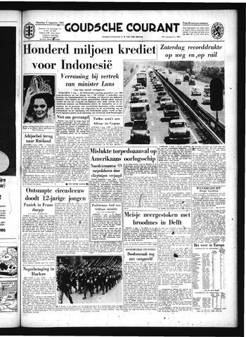 Goudsche Courant 1964-08-03