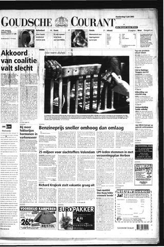 Goudsche Courant 2002-07-04