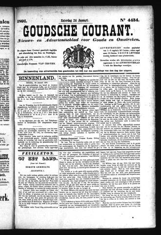 Goudsche Courant 1891-01-24