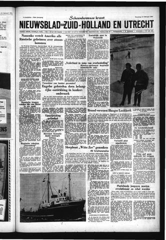 Schoonhovensche Courant 1964-02-24