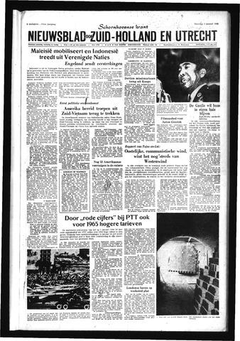 Schoonhovensche Courant 1965