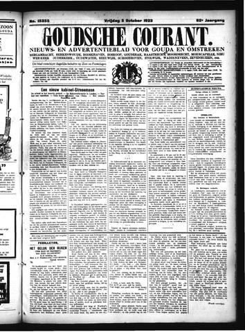 Goudsche Courant 1923-10-05