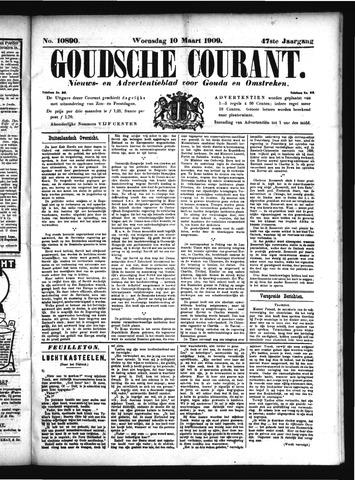 Goudsche Courant 1909-03-10