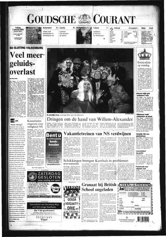 Goudsche Courant 2002-02-01