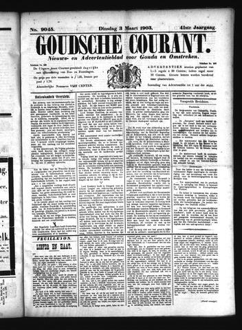 Goudsche Courant 1903-03-03