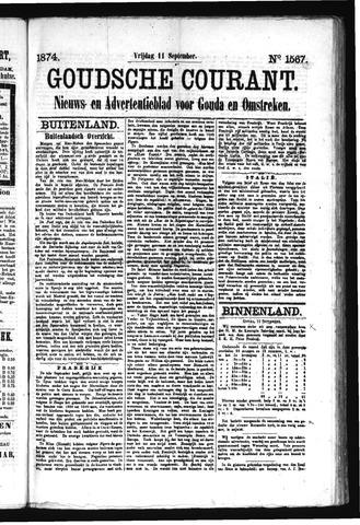 Goudsche Courant 1874-09-11