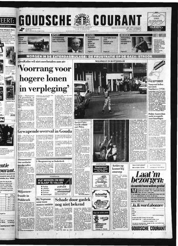 Goudsche Courant 1989-08-25