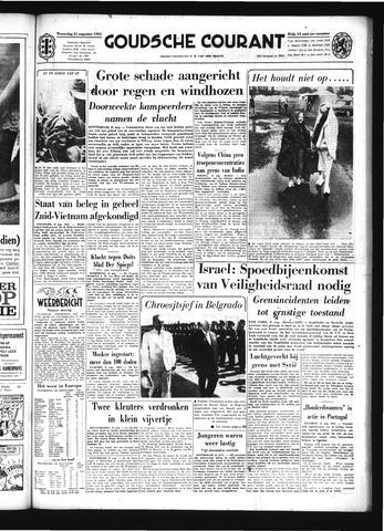 Goudsche Courant 1963-08-21