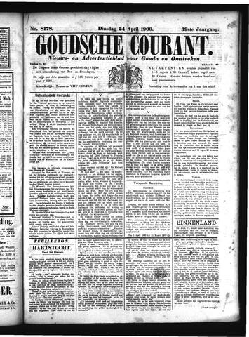 Goudsche Courant 1900-04-24