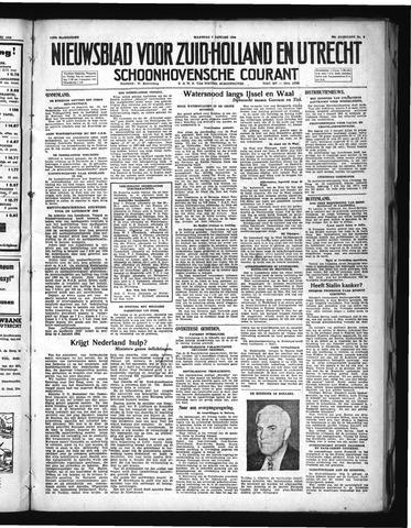 Schoonhovensche Courant 1948-01-05