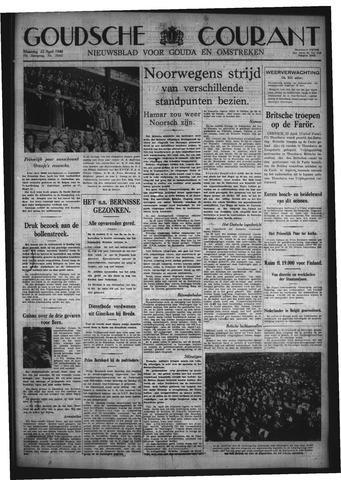 Goudsche Courant 1940-04-22