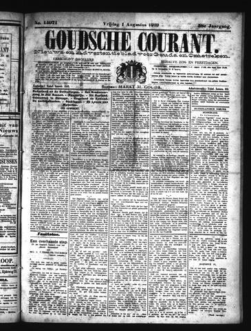 Goudsche Courant 1919-08-01