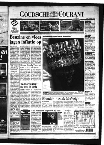 Goudsche Courant 2001-05-11