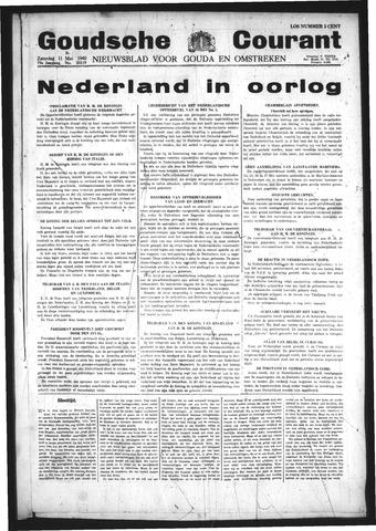 Goudsche Courant 1940-05-11