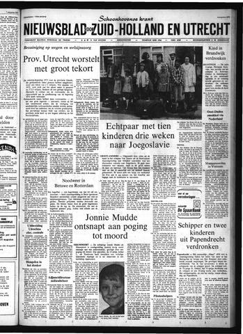 Schoonhovensche Courant 1972-08-09