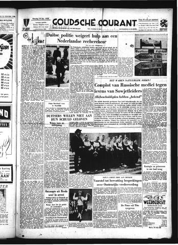Goudsche Courant 1953-01-13