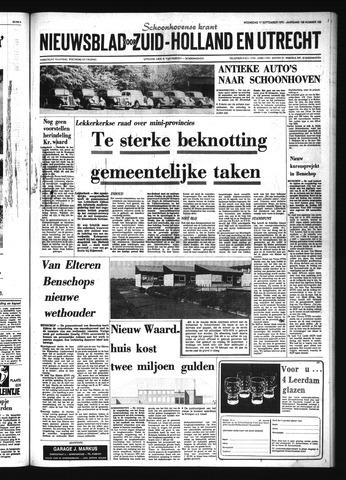 Schoonhovensche Courant 1975-09-17