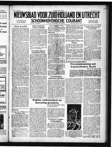 Schoonhovensche Courant 1950-01-13