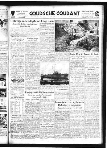 Goudsche Courant 1954-07-14