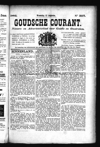 Goudsche Courant 1884-08-13