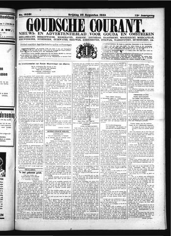 Goudsche Courant 1933-08-25