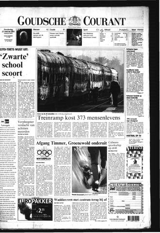 Goudsche Courant 2002-02-21