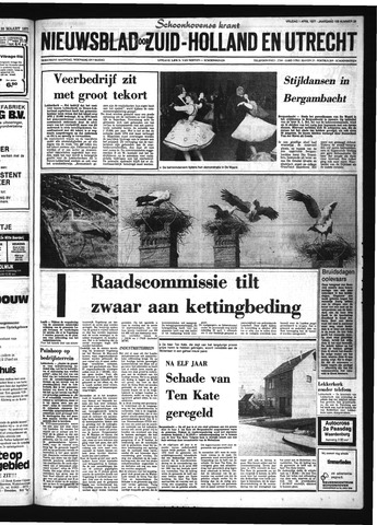 Schoonhovensche Courant 1977-04-01