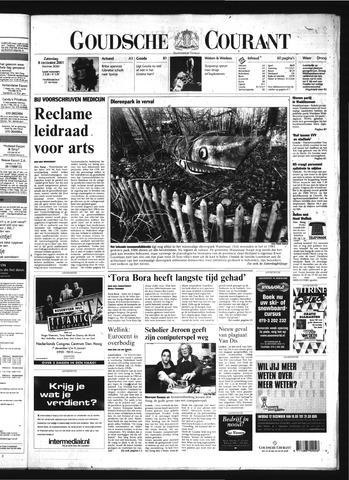Goudsche Courant 2001-12-08