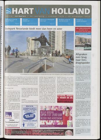 Hart van Holland - Editie Zuidplas 2013-11-20