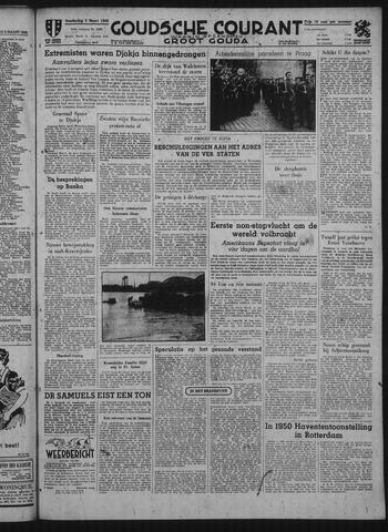 Goudsche Courant 1949-03-03