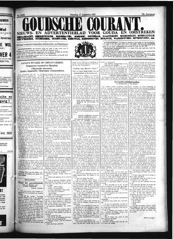 Goudsche Courant 1937-08-17