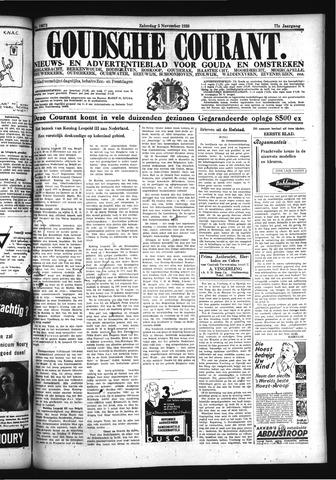 Goudsche Courant 1938-11-05
