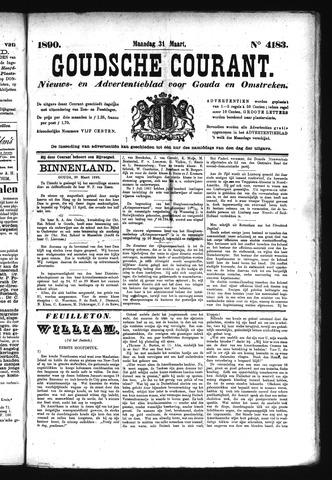 Goudsche Courant 1890-03-31