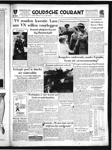 Goudsche Courant 1961-04-29