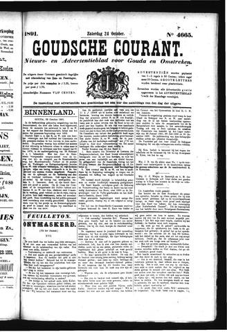 Goudsche Courant 1891-10-24