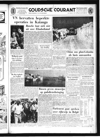 Goudsche Courant 1963-01-10