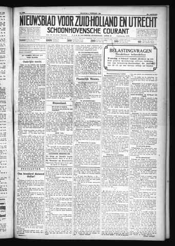 Schoonhovensche Courant 1931-02-02