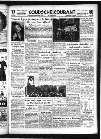 Goudsche Courant 1953-11-02