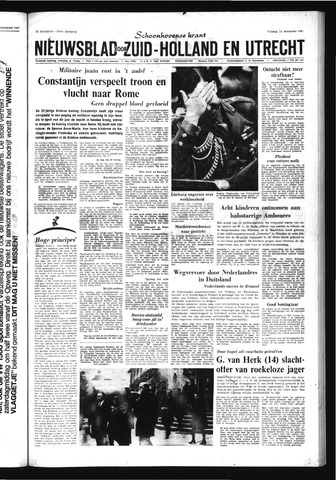 Schoonhovensche Courant 1967-12-15