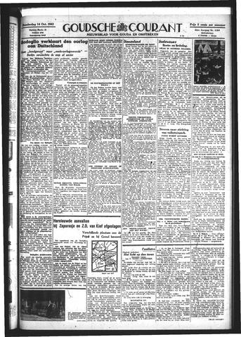 Goudsche Courant 1943-10-14