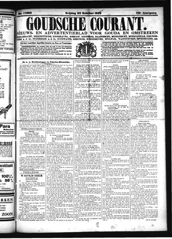 Goudsche Courant 1929-10-25
