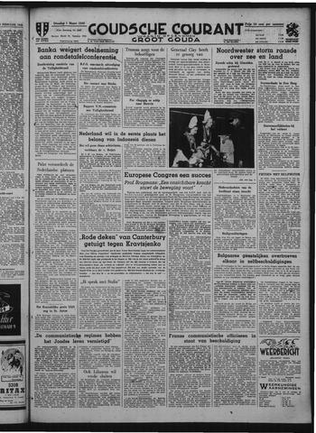 Goudsche Courant 1949-03-01