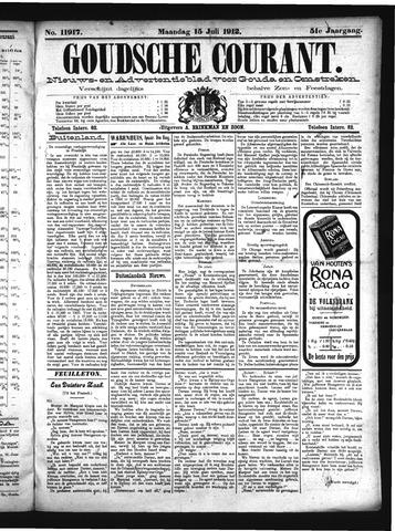 Goudsche Courant 1912-07-15
