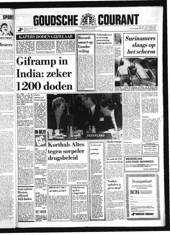 Goudsche Courant 1984-12-04
