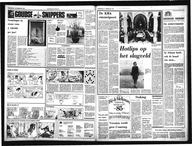 Goudsche Courant 1977-02-16
