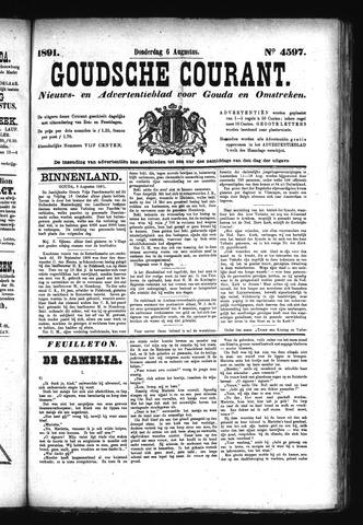 Goudsche Courant 1891-08-06