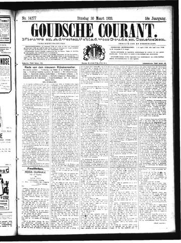 Goudsche Courant 1920-03-30