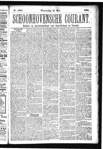 Schoonhovensche Courant 1902-05-21